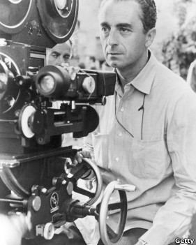 Italian film director Michelangelo Antonioni 1965