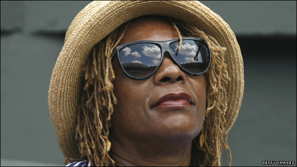 The Williams sisters' mum, Oracene