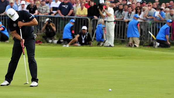 Adam Scott, The Open, Royal Lytham