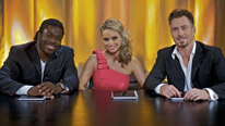 Ade Adepitan, Ola Jordan and James Jordan must decide who will win Dancing On Wheels