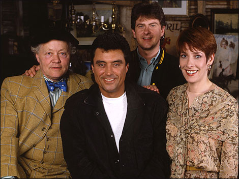 The Lovejoy cast