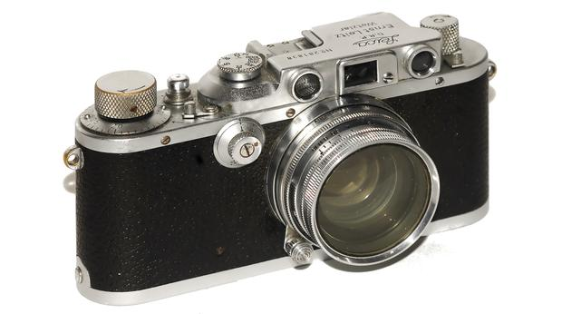 BBC - A History of the World - Object : Leica IIIb 35mm Camera