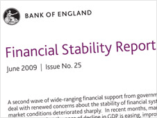 Bank of England Financial Stability Report