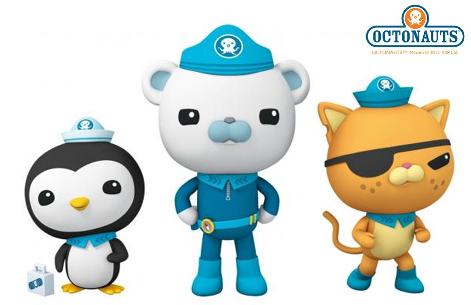 octonauts coloring pages bbc - photo#29