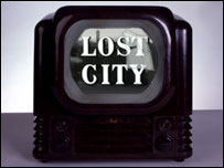 Lost City on 1950s TV