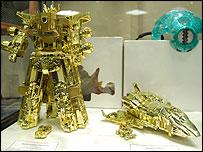 Rare Transformer Toys