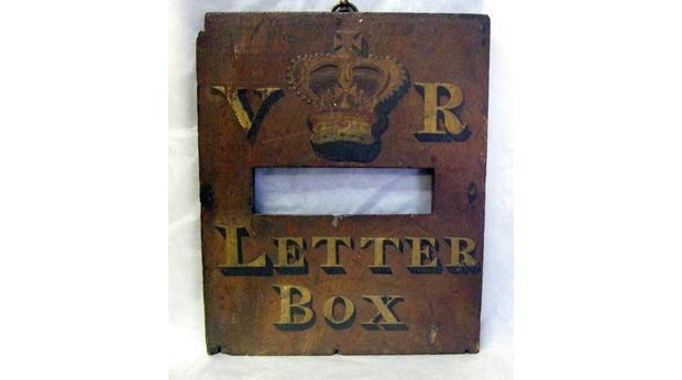BBC - A History of the World - Object : Baldock's First Letter Box
