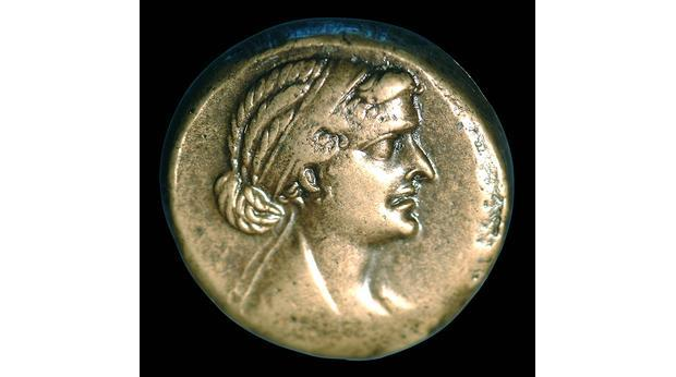 Profile of a Queen (coin)