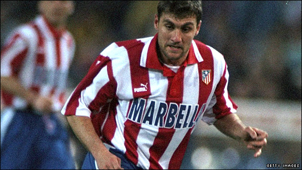 Vieri was a prolific force for Atletico