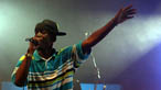 Kobi Onyame performs I Call Her Music at Glastonbury 2009