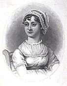 A sketch of Jane Austen by her sister Cassandra