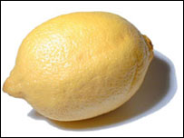 Don't be a lemon - have a go at our quiz!