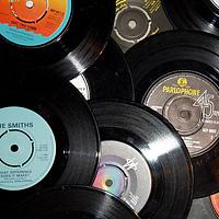 7-inch vinyl singles