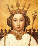 Image of portrait of Richard II