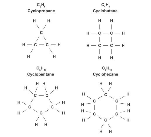 Cycloalkane