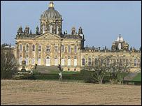 Castle howard archives