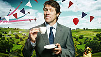 Liverpudlian stand-up John Bishop shares his unique comedic take on universal themes