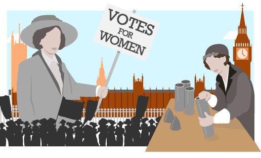 womens suffrage in 19th century england essay The british women's suffrage movement, where we studied a variety of topics  from the first local women's suffrage groups in the 19th century,.