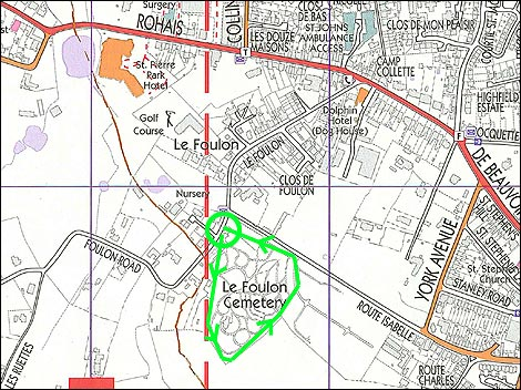 Bbc guernsey nature foulon cemetery walk for Perry cr309 s manuale