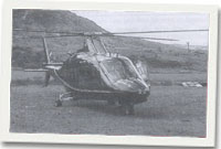 Helicopter Gweneira Jones