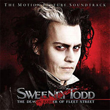 Review of Sweeney Todd: The Demon Barber of Fleet Street (The Motion Picture Soundtrack)