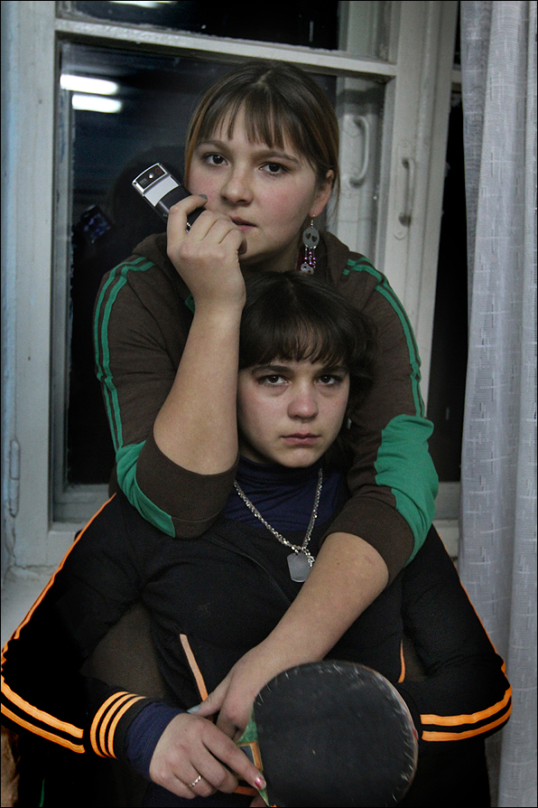 девушки из пту
