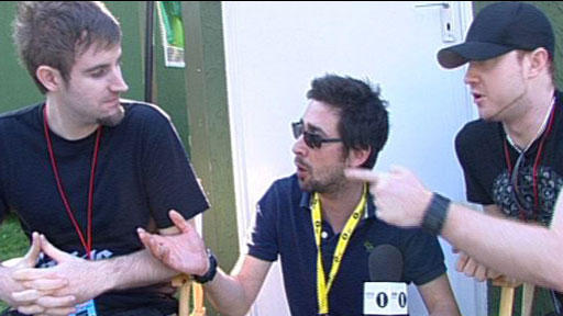 Bbc Radio 1 S Big Weekend 2008 Pendulum