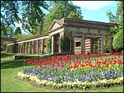 Sun Colonnades, Valley Gardens, Harrogate