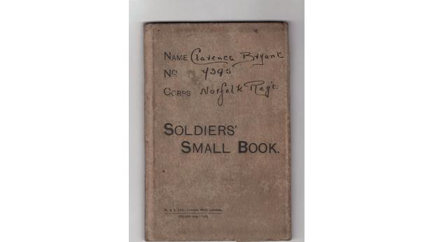 Soldiers Small Book