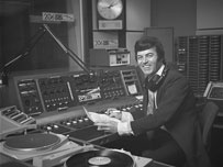 Tony Blackburn on BBC Radio London