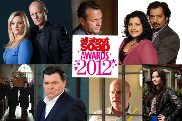 All About Soap Awards nominees