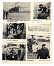 A page from the BBC staff newspaper 'Ariel'.