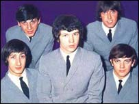 The Fortunes pictured in 1965