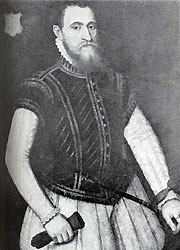 Sir Richard Clough, from the original portrait by Adriaen van Cronenburgh