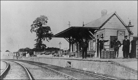 Highworth Station