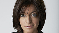 New Film 2010 host Claudia Winkleman