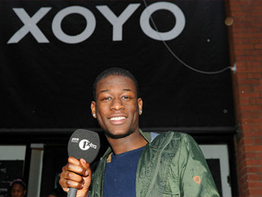Casj hosts 1Xtra Club TV
