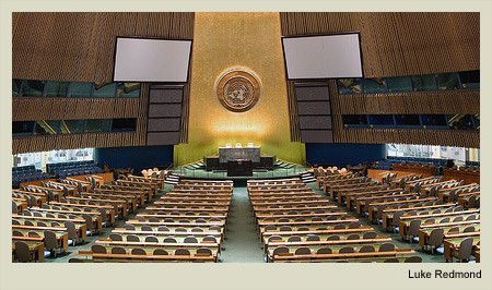 General Assembly, United Nations Headquarters