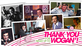 Thank Terry For 'Wake Up To Wogan'