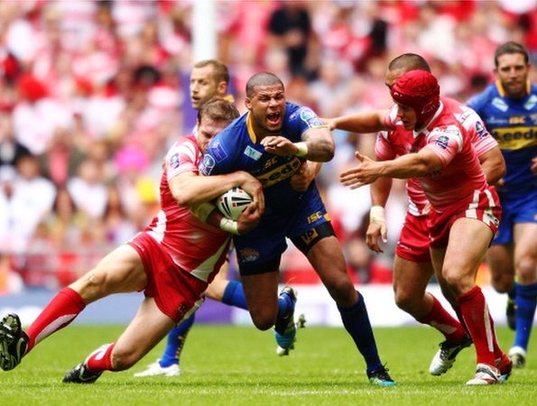 Rugby League Challenge Cup final 2011