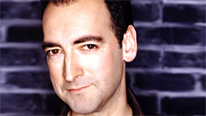 Impressionist and funny man Alistair McGowan