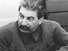 Photograph of Stalin, the Russian leader