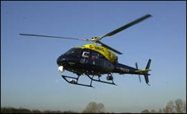 BBC - Derby - Around Derby - Derbyshire's police helicopter