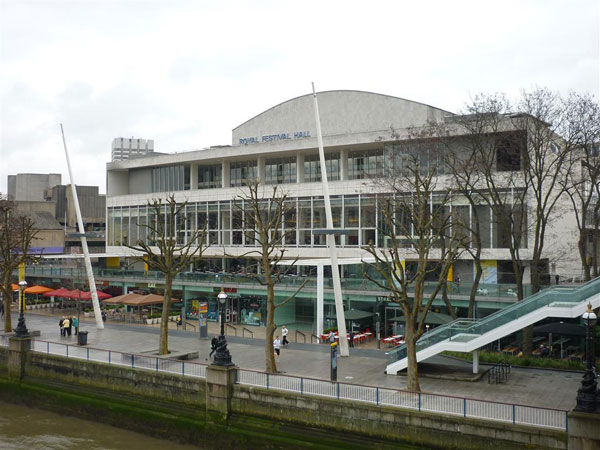 The Royal Festival Hall