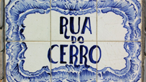 Details on the Portuguese alphabet. Portuguese street sign © Eve, fotolia.com