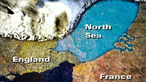 How the English Channel formed