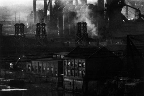 US Steel Pittsburg, 1955 W Eugene Smith