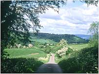 Golden Valley. Photo - Visit Herefordshire