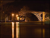 The Iron Bridge by Steve Green