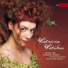 Review of French Baroque Arias